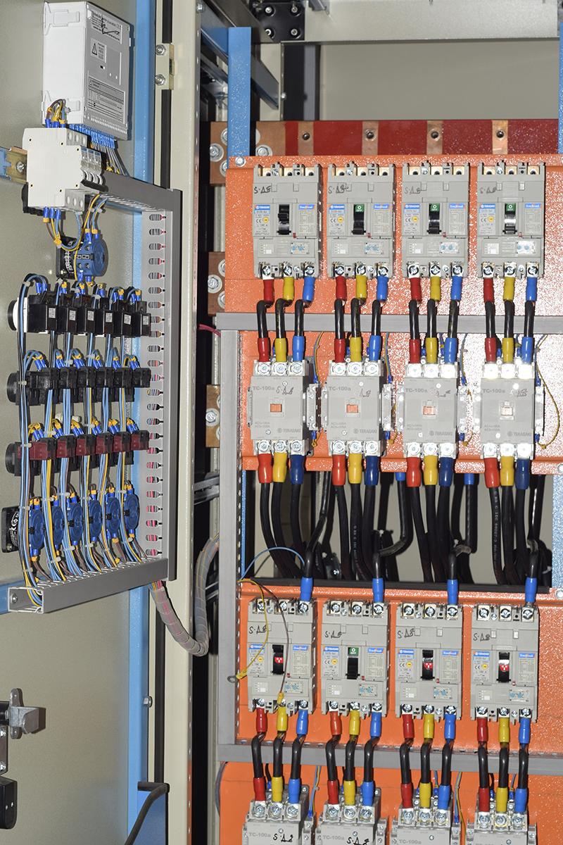 Zainab Engineering Motor Control Center Mcc